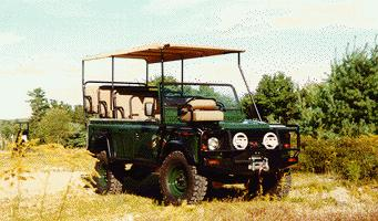 ECR Safari Car